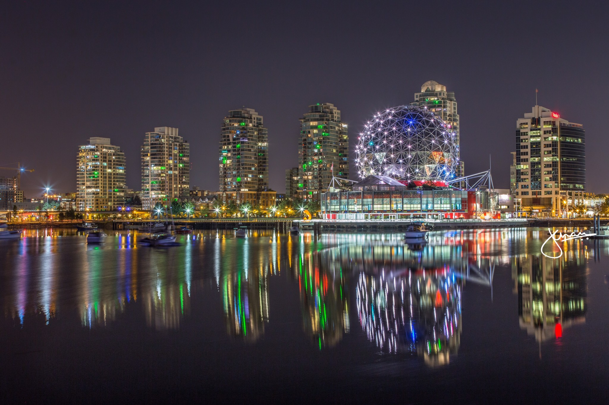 False Creek / Jenn Chan