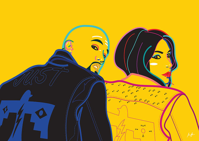 Doin' It With Style - a Kim Kardashian dot to dot by Marina Esmeraldo (Marina Esmeraldo/Sugoi Books)