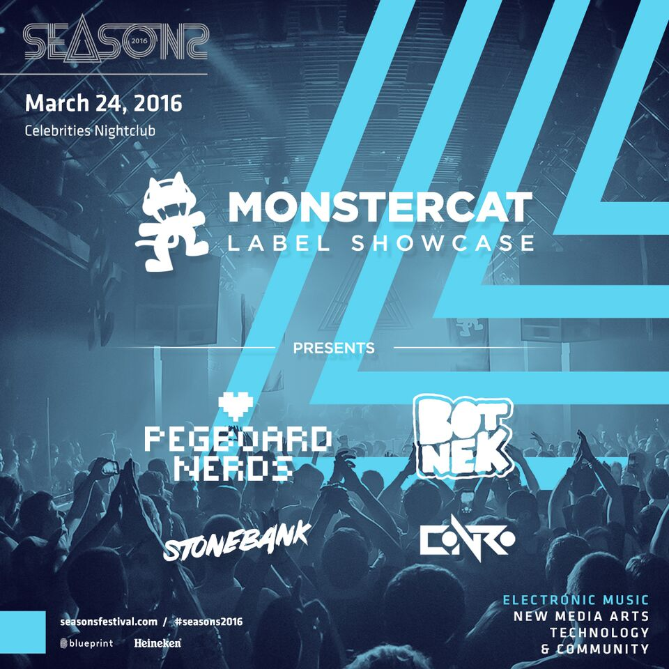 Monstercat label showcase