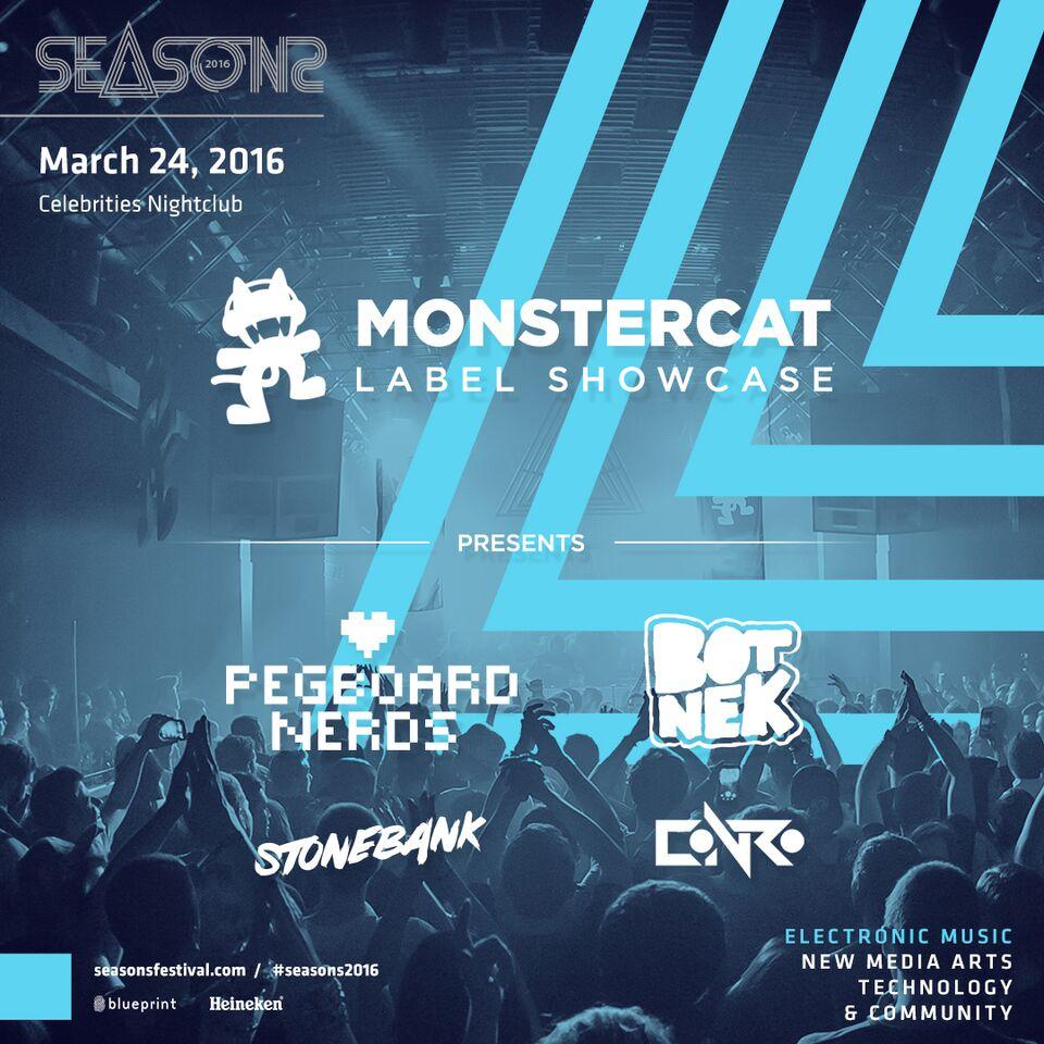 Monstercat label showcase