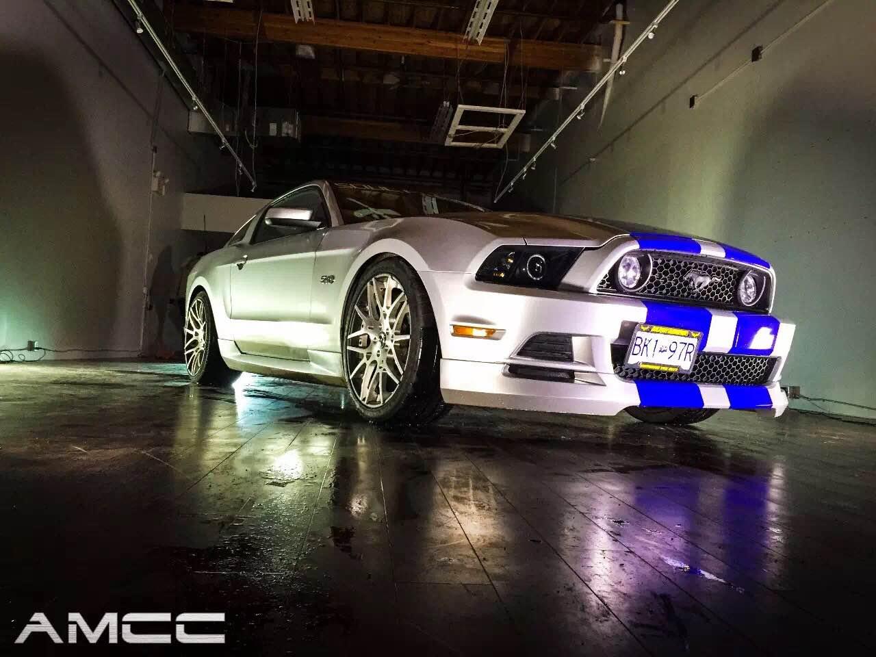 Image: NFS Mustang