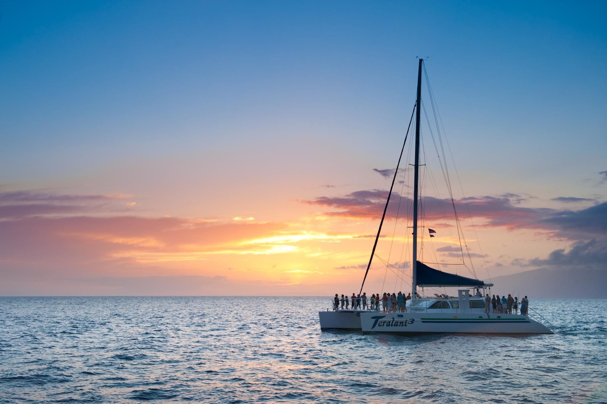 Teralani Sailing Adventures_sunset