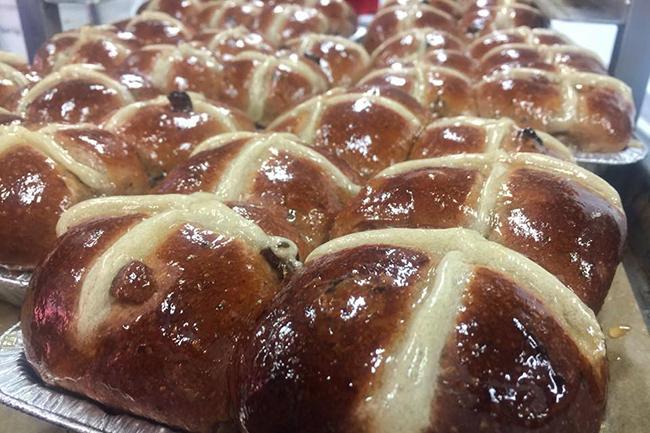 Uprising Breads Bakery / Faceebook