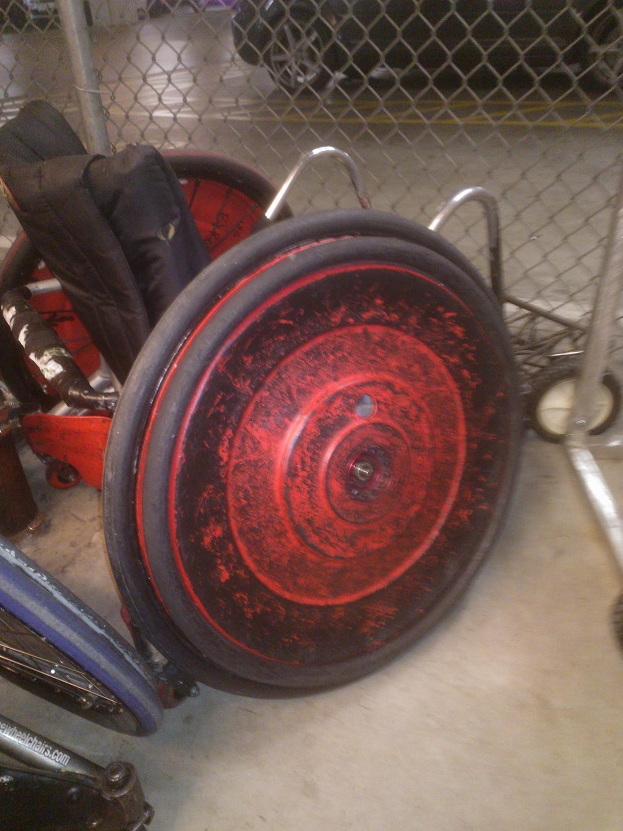 Image: BC Wheelchair Sports