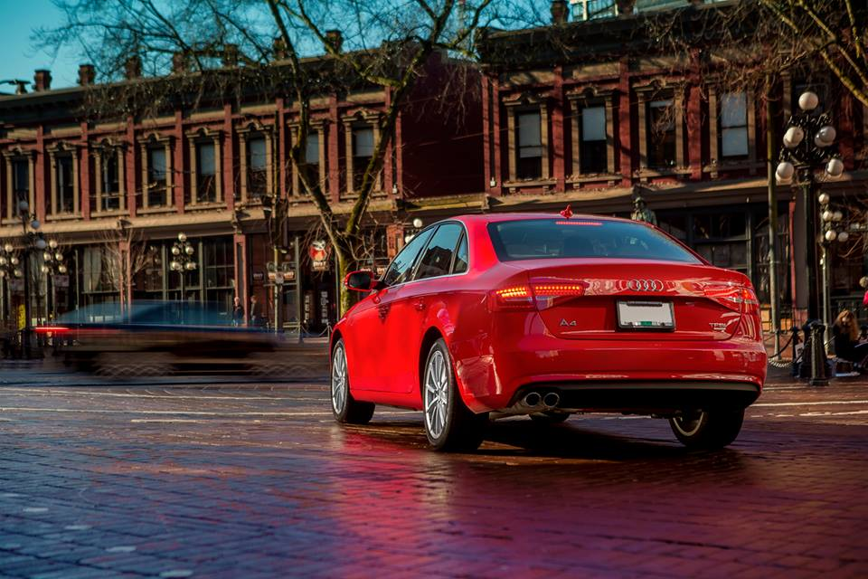 Image: Audi Downtown Vancouver