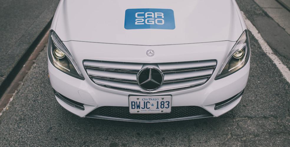 Image: car2go