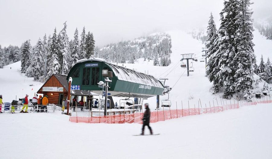 Image: Cypress Mountain