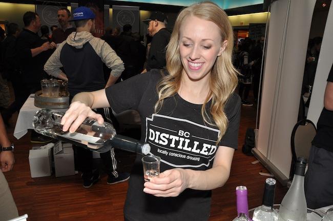 Photo courtesy BC Distilled 2016
