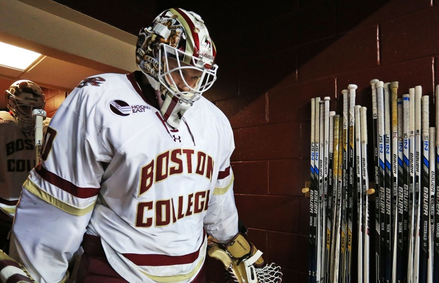 Image: Boston College Athletics / Facebook
