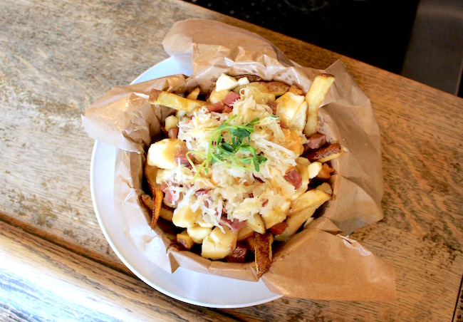 Reuben Poutine at Irish Heather (Lindsay William-Ross/Vancity Buzz)
