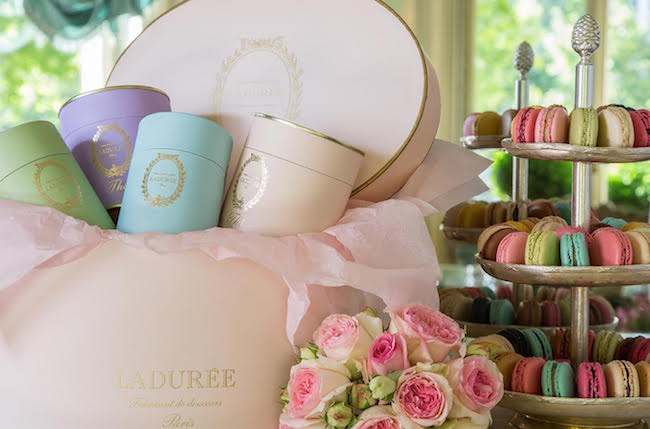 Photo courtesy Ladurée