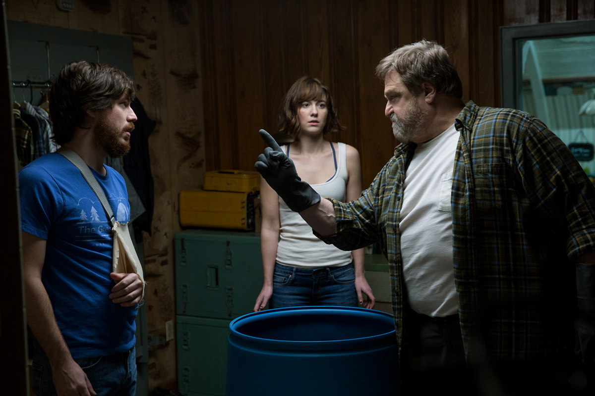 Movie Reviews - 10 Cloverfield Lane - Dan Nicholls