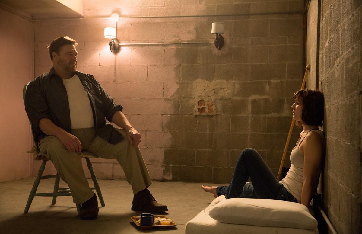 10 Cloverfield Lane Movie Review, Dan Nicholls