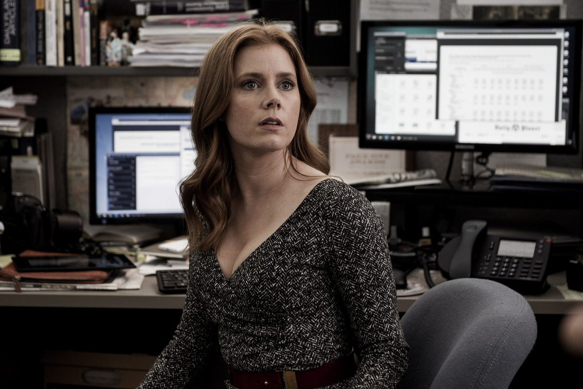 Amy Adams as Lois Lane in Batman v Superman: Dawn of Justice - Movie Review by Dan Nicholls