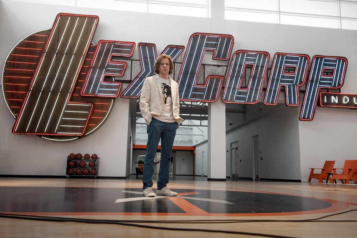 Jesse Eisenberg as Lex Luthor - Batman v Superman Dawn of Justice Movie Review by Dan Nicholls