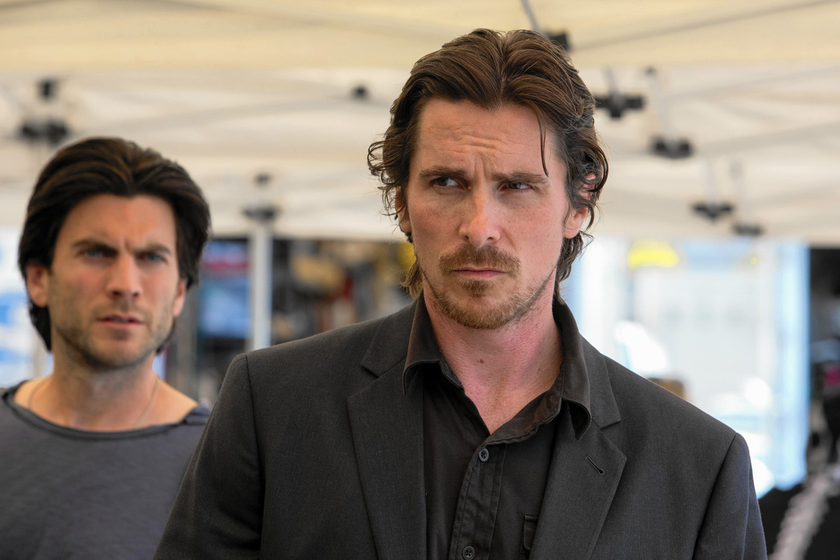 Christian Bale in Knight of Cups - Movie Review by Dan Nicholls for Vancity Buzz