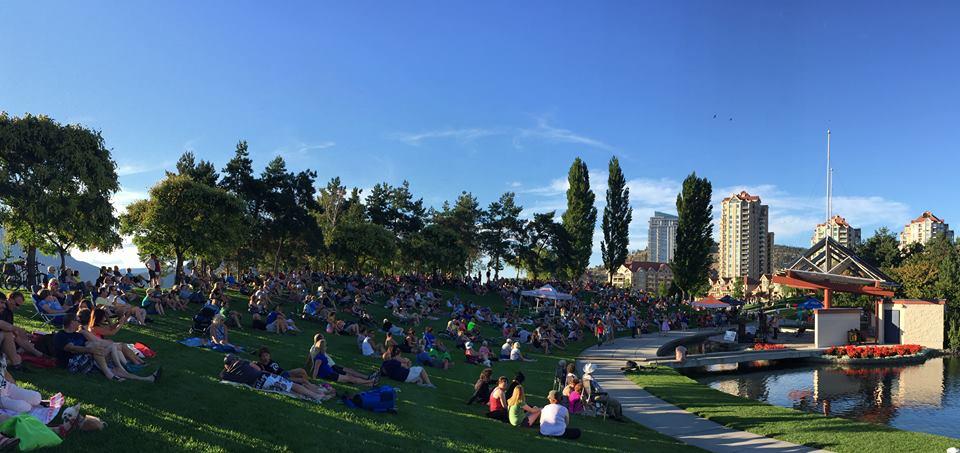 Parks Alive! / Facebook