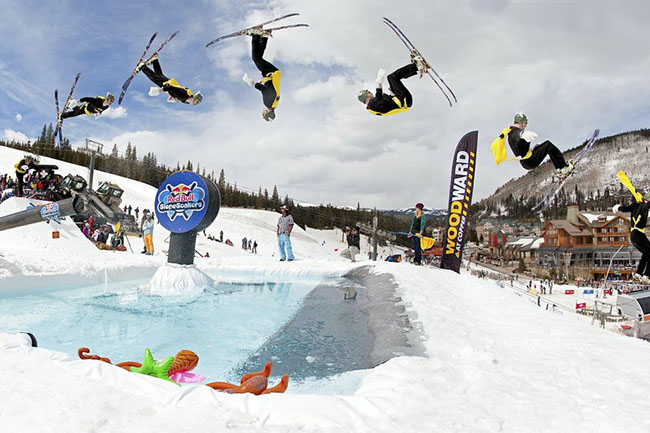 Red Bull SlopeSoakers (Daniel Milchev /Red Bull Content Pool)