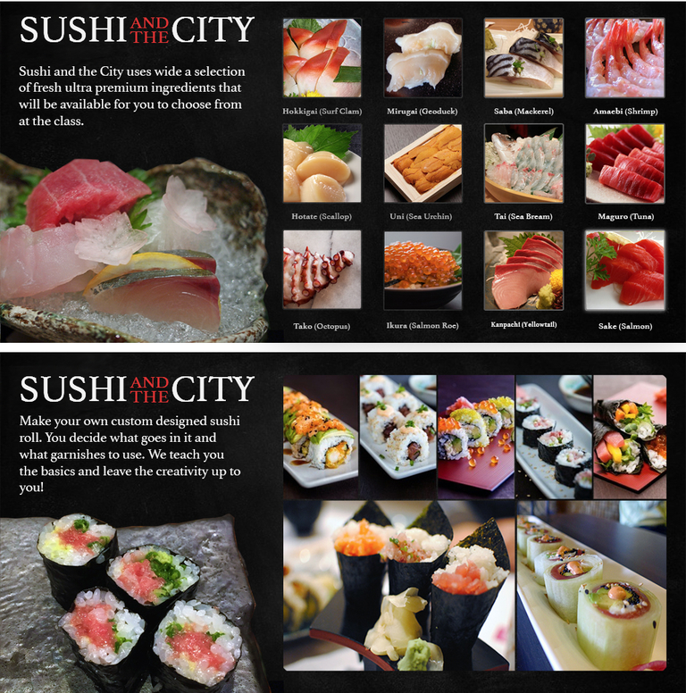 Image: Sushi and the City