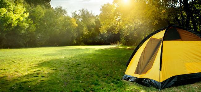 Tent / Shutterstock