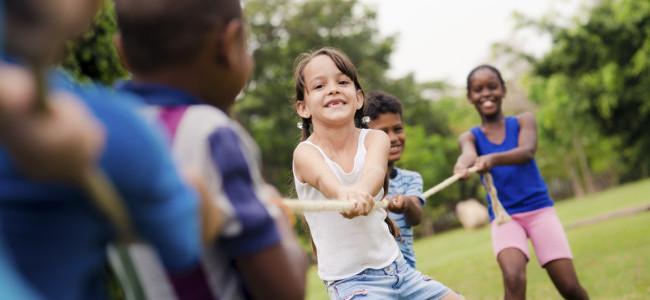 Kids Camping / Shutterstock