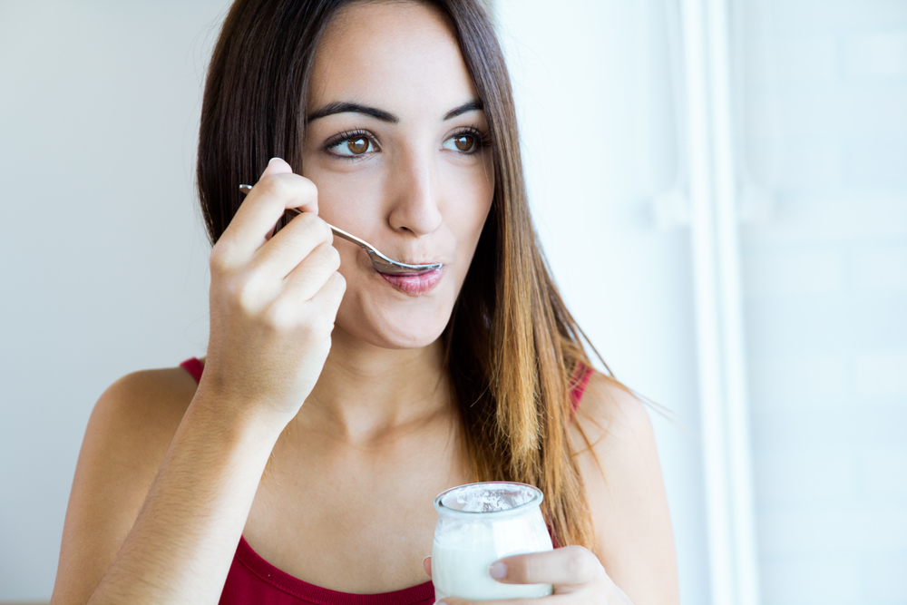 Yogurt / Shutterstock