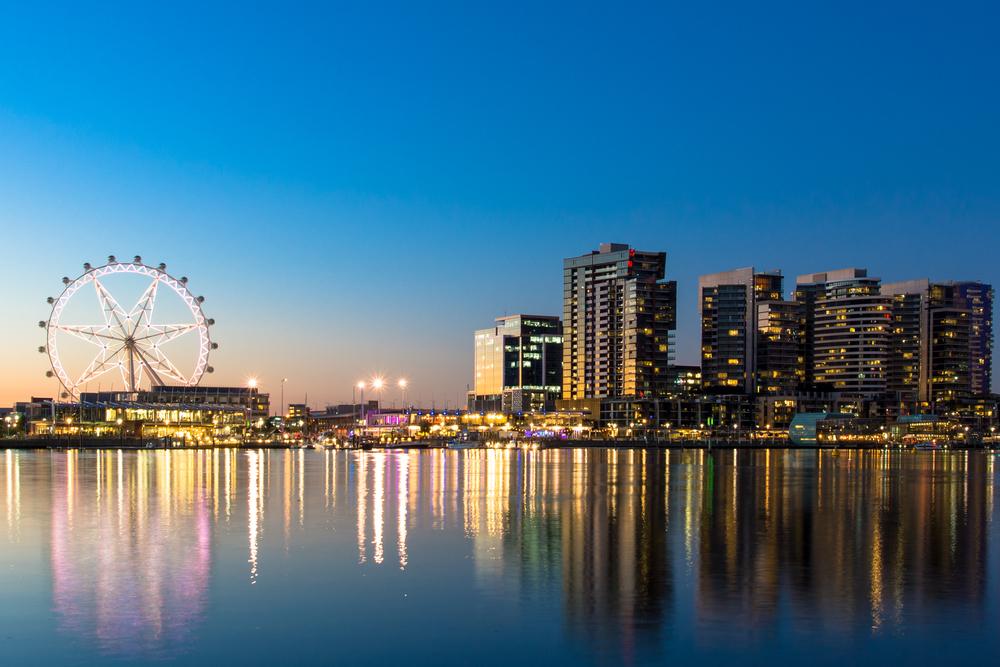 Melbourne / Shutterstock