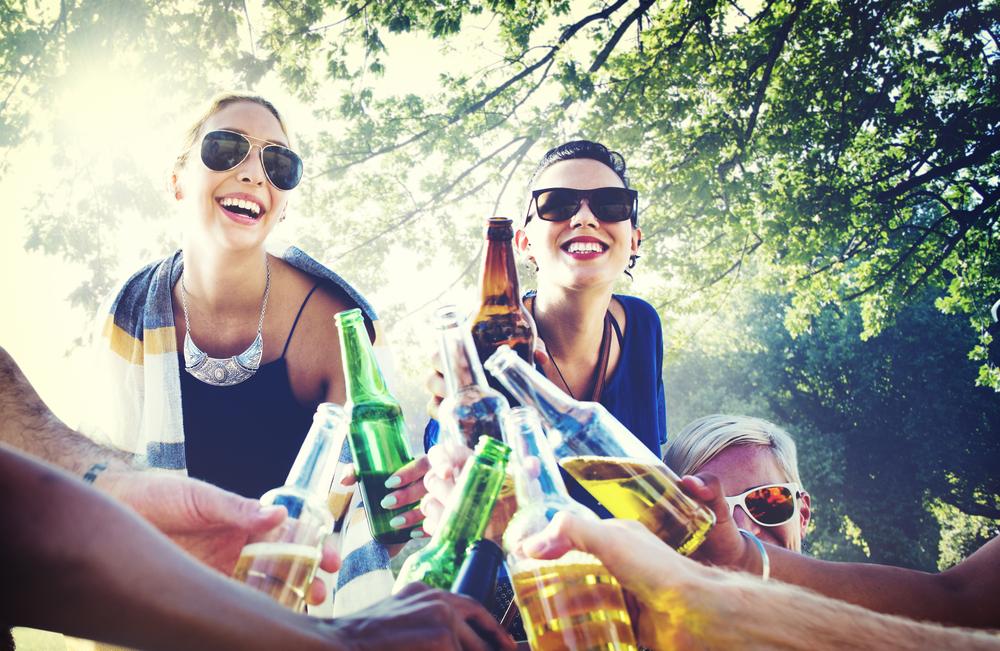 Celebrating / Shutterstock