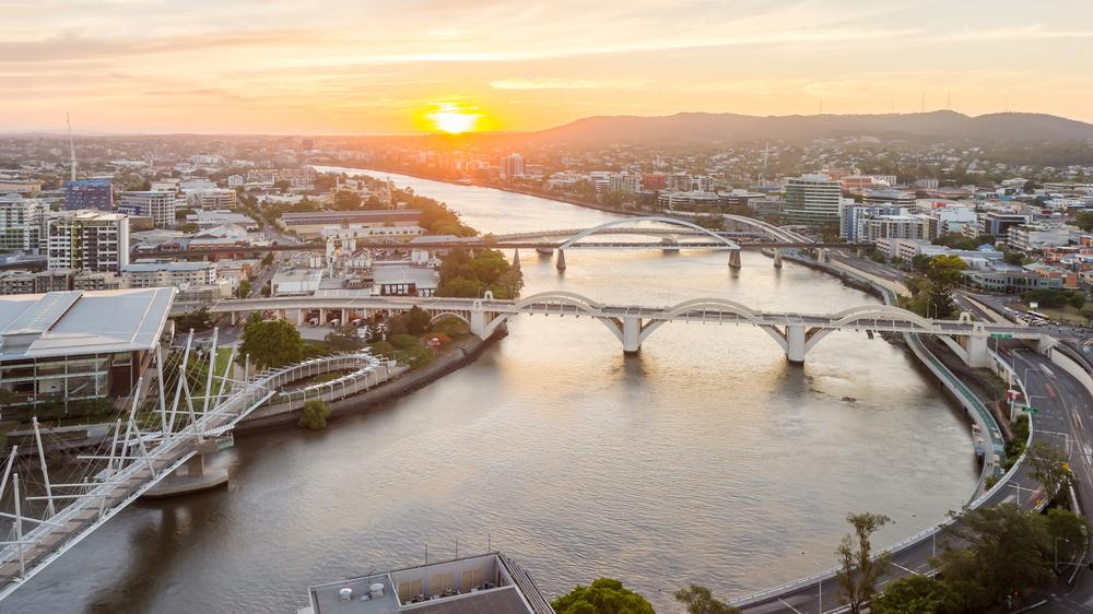 Brisbane / Shutterstock