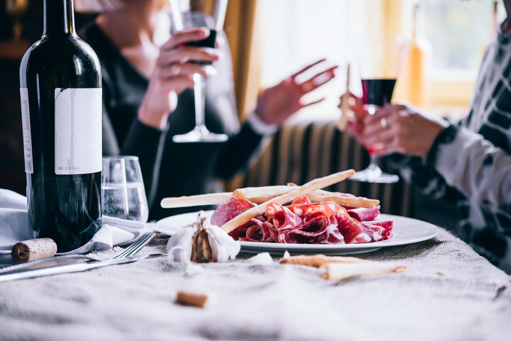 Wine / Shutterstock