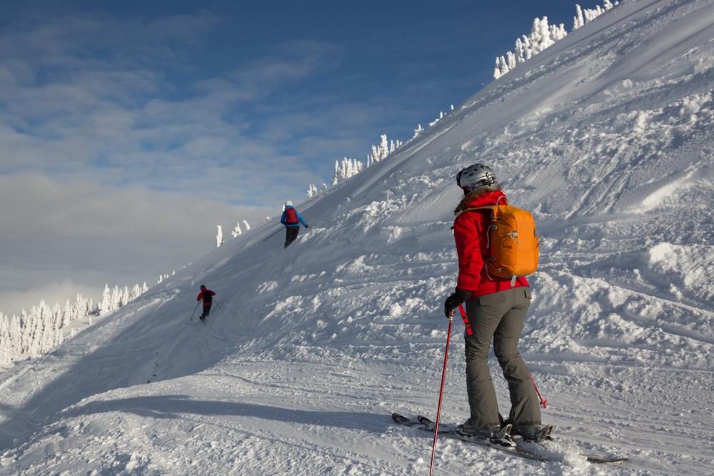 Image: Skiing Revelstoke Mountain / Shutterstock
