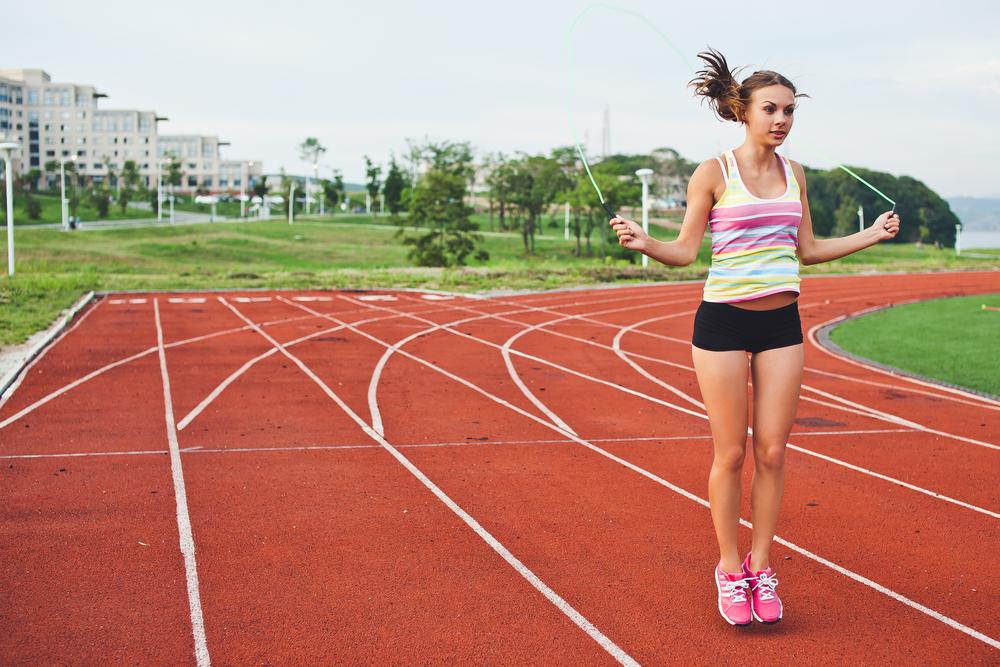Jumping Rope / Shutterstock