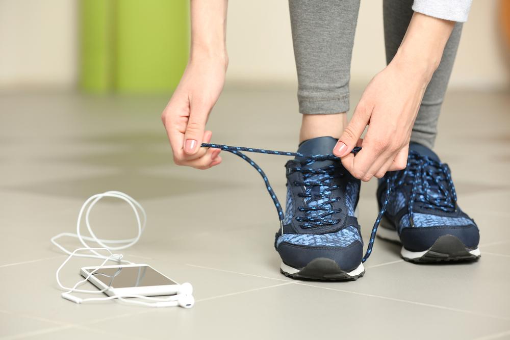 Walking / Shutterstock