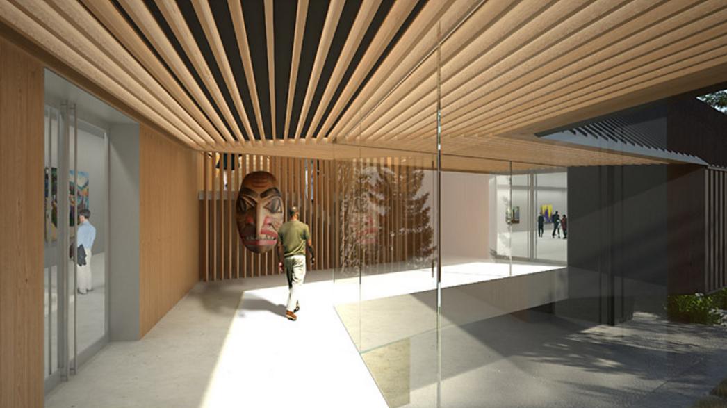 Image: Audain Art Museum