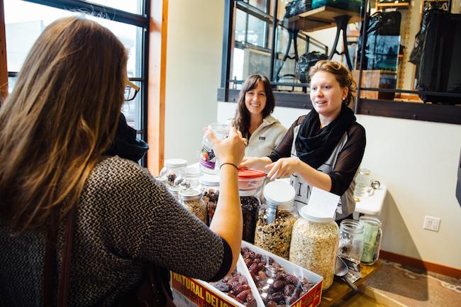 Photo by Amanda Palmer/Courtesy Zero Waste Market