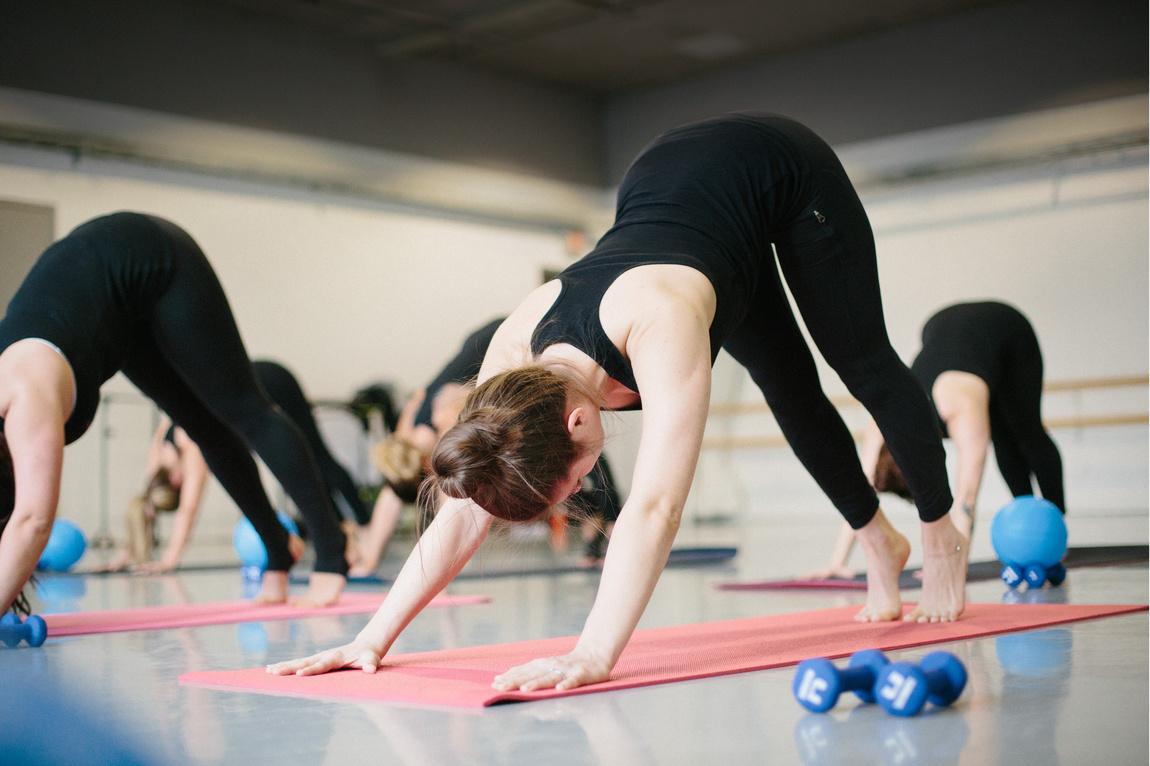 Image: Body Balance