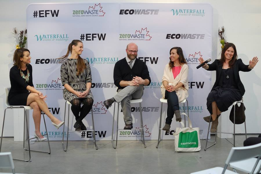 eco fashion week, EFW