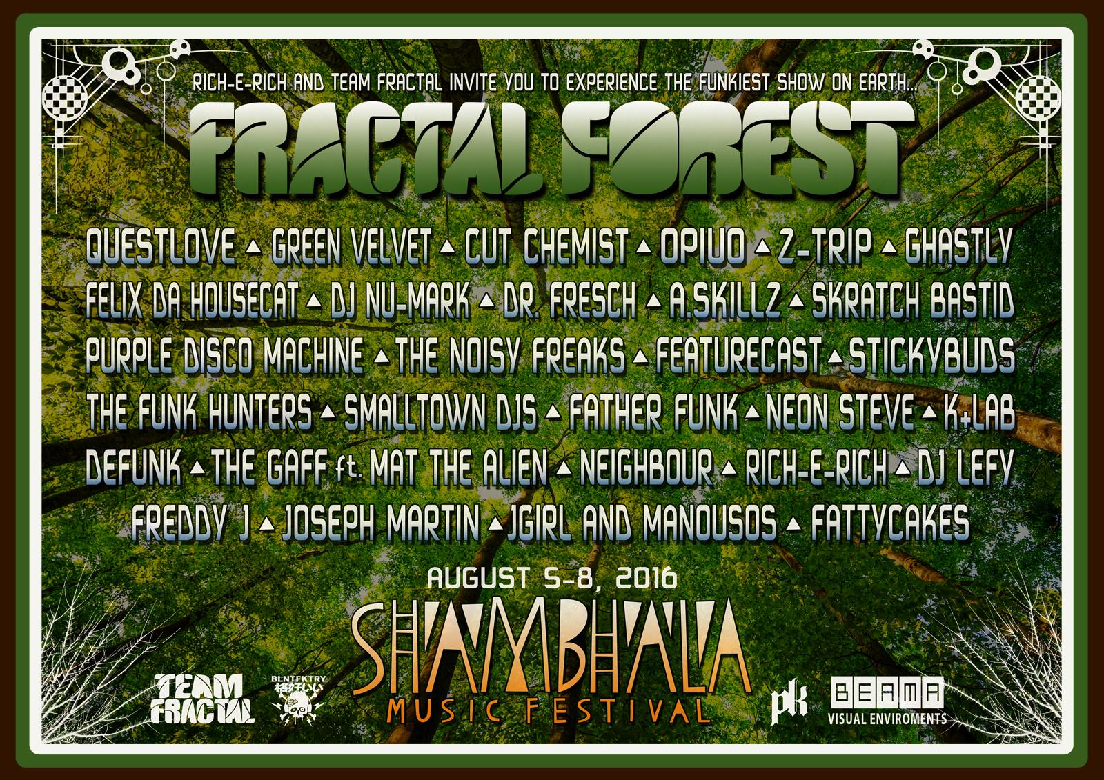 Image: Shambhala Music Festival