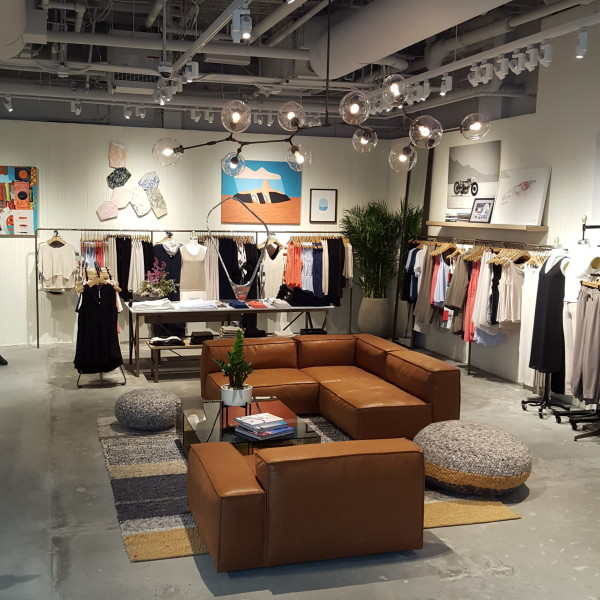 Aritzia - Robson & Thurlow Launch