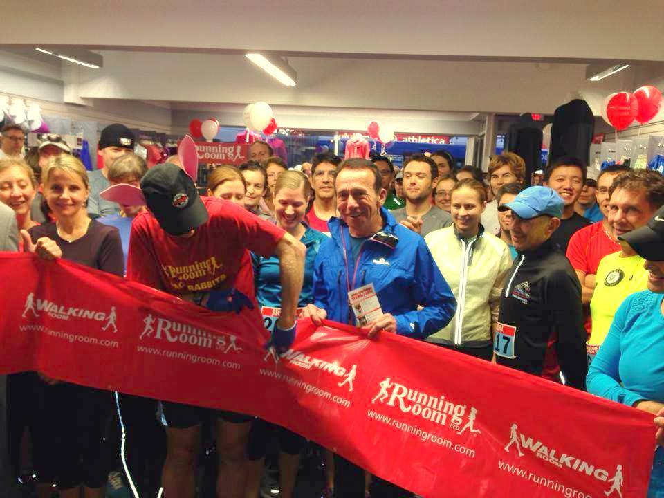 Facebook / West 4th Running Room