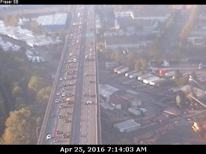 Image: BC Highway Cams