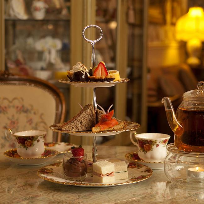 Adonia Kerrisdale Tea House / Facebook