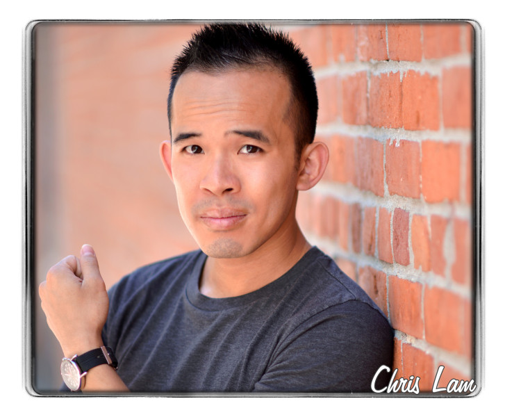 Chris Lam Headshot