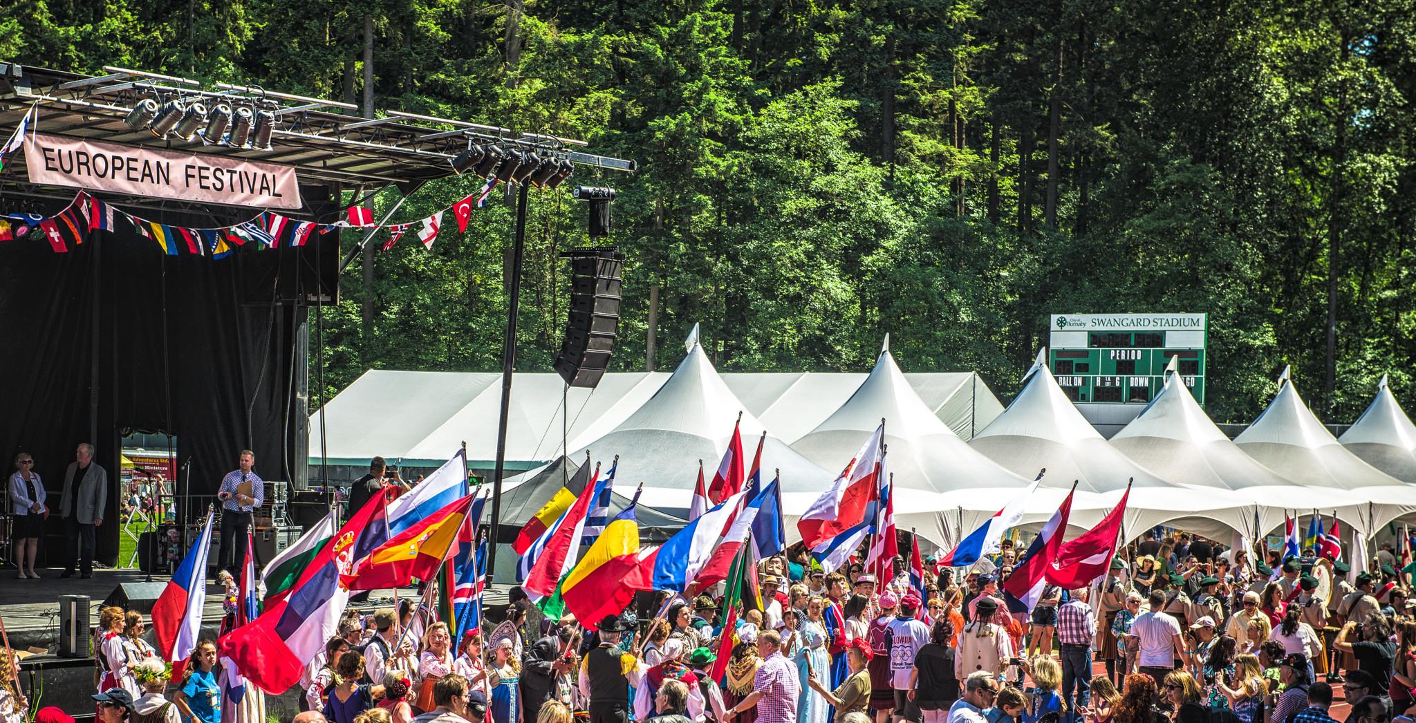 Image: European Festival