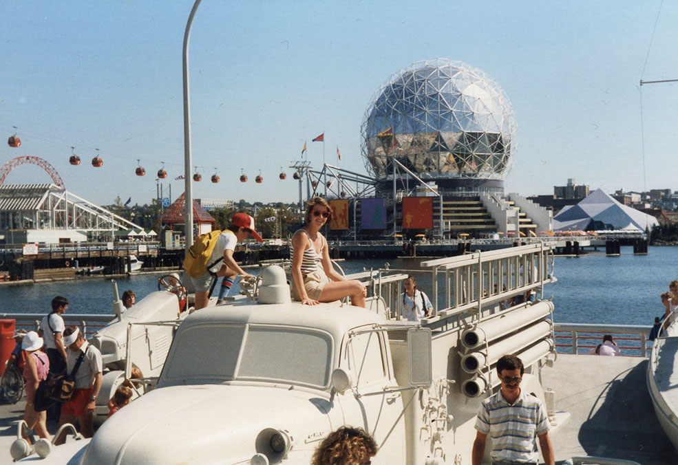 Science World at Expo 86 (Science World)