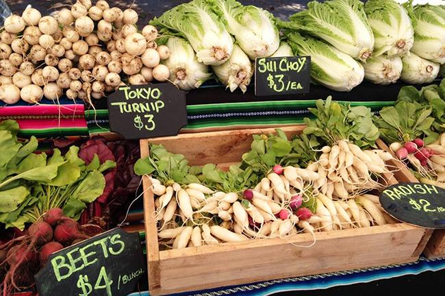 Vancouver Farmers' Market / Facebook