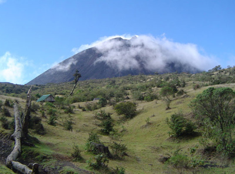 Pacaya - one of Guatemala's most active volcanoes (Wikimedia Commons)