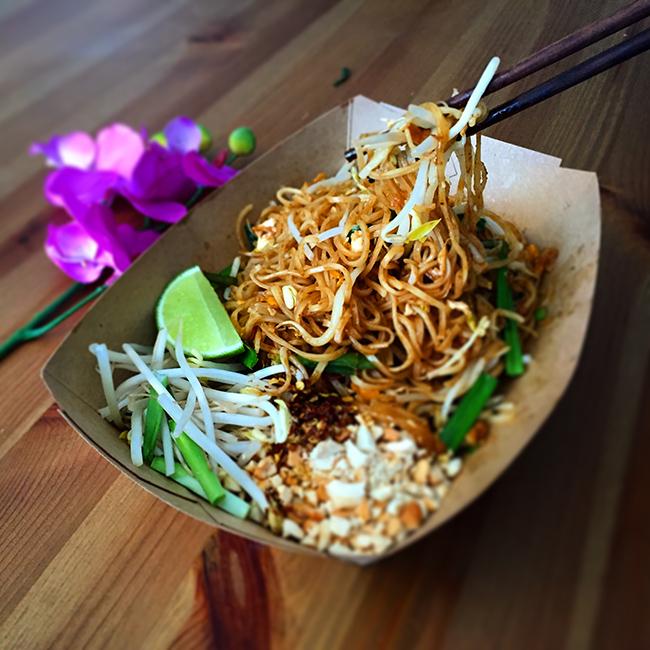 Pad Thai (photo courtesy of Miss Siam)