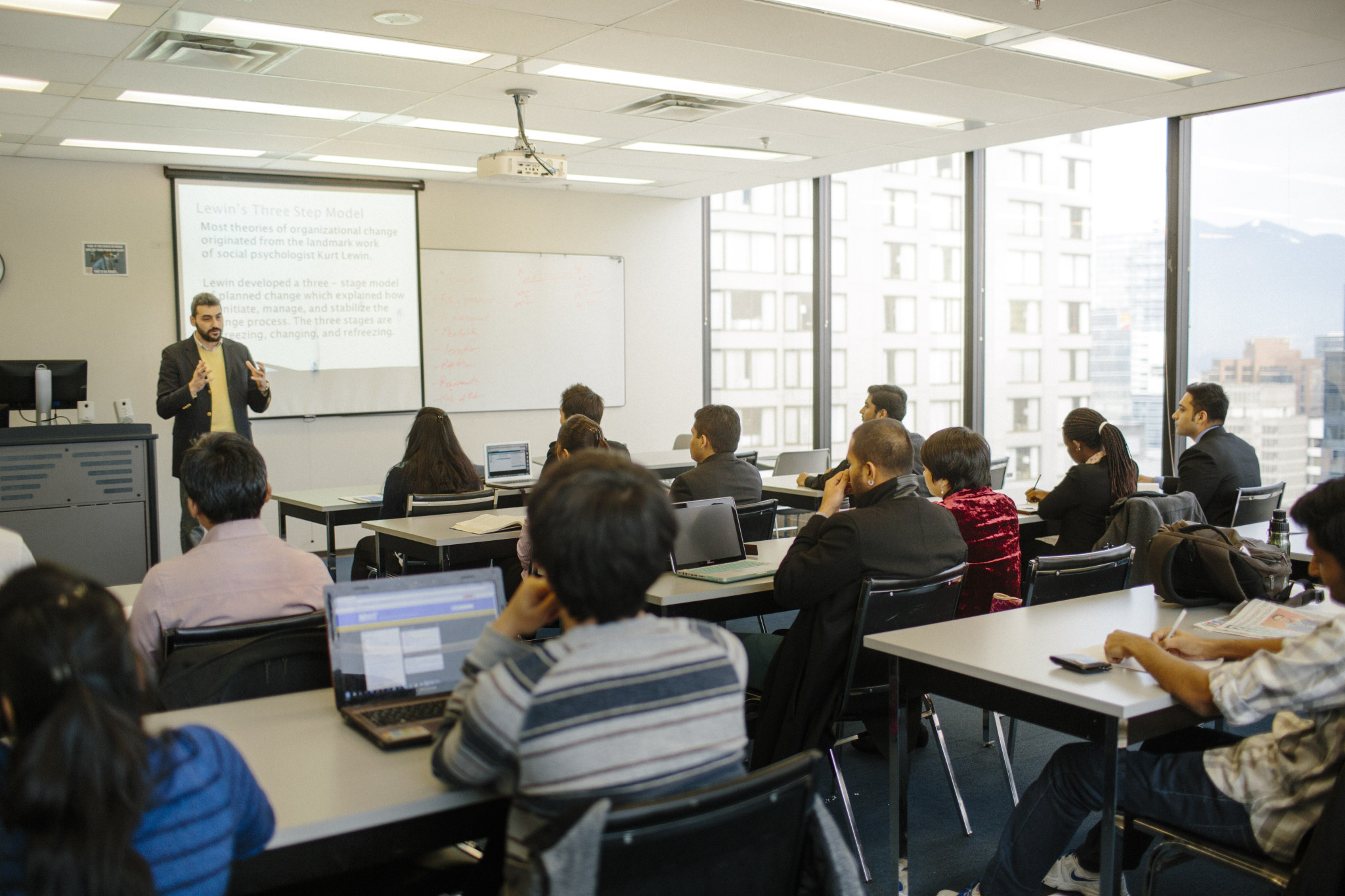 Classroom / NYIT