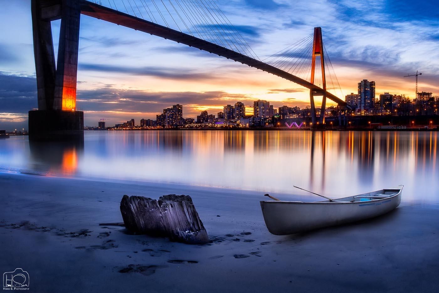 New West Sunset / Hamid Safi